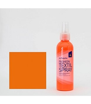 Textielverf spray TS-14 Fluor Orange